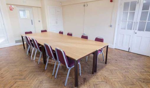 Hasland Village Hall Meeting Room