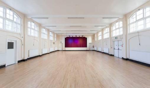 Hasland Village Hall - Main Hall