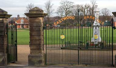 Hasland Village Hall Eastwood Park