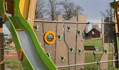 Hasland Village Hall Eastwood Park Playground