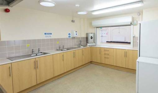 Hasland Village Hall Kitchen