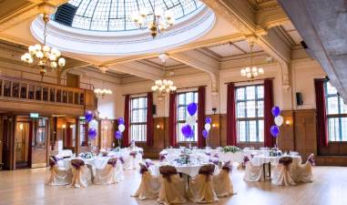 Weddings Chesterfield Venue Hire