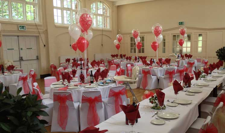 Hasland Village Hall Wedding Reception Chesterfield Venue Hire