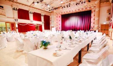 Winding Wheel Auditorium Formal Dinner