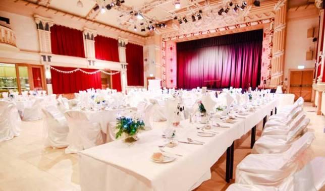Winding Wheel Auditorium Formal Dinner
